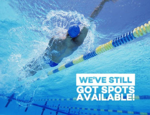 The last chance to book in for the Backstroke Masterclass!
